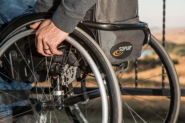 Mangelnde Mobilität